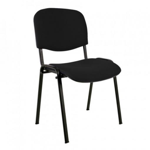 Jednací židle TAURUS - černá