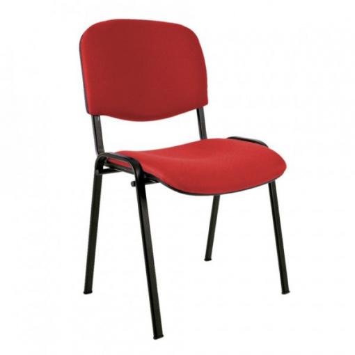 Jednací židle TAURUS - červený