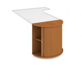 Přídavná roletová skříň ke stolu SPR U