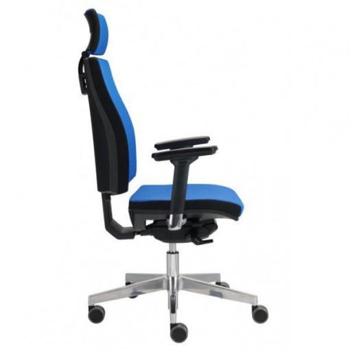 Kancelářská židle JOB - zboku