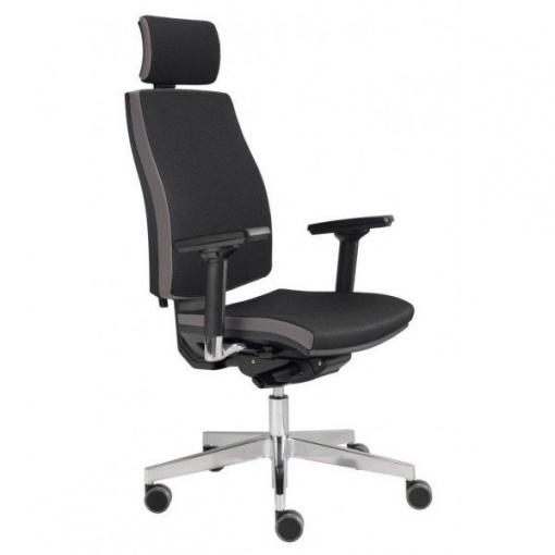 Kancelářská židle JOB - z úhlu