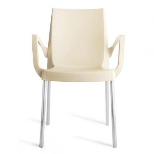 Plastová židle BOULEVARD s područkami