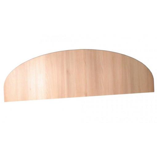 Stolová deska atyp oblouk dezén akát