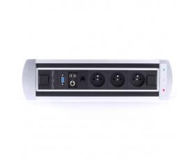 Elektronicky otočný panel Vault BTCZ 004