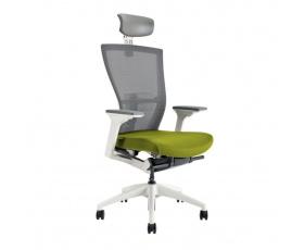 Síťovaná židle MERENS WHITE