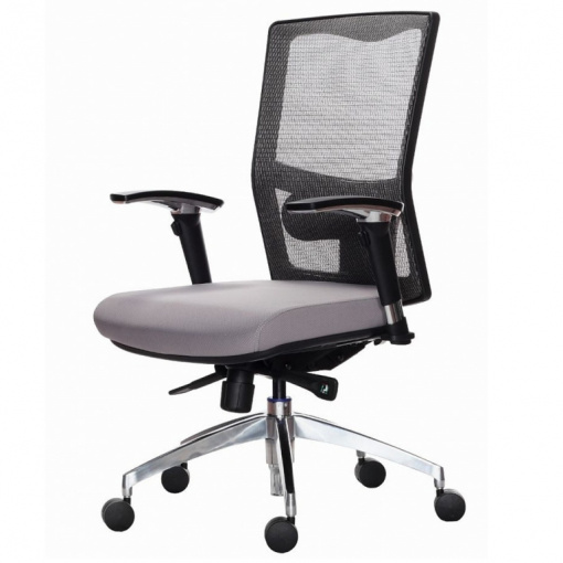 Síťovaná židle Emagra X5 - bez podhlavníku
