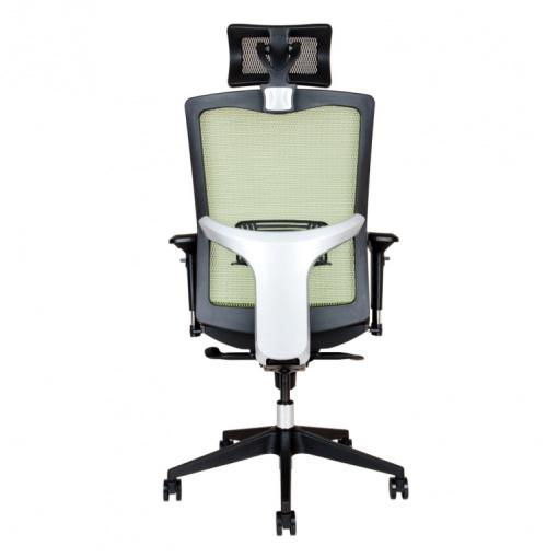 Síťovaná židle Emagra X5 - zadní pohled