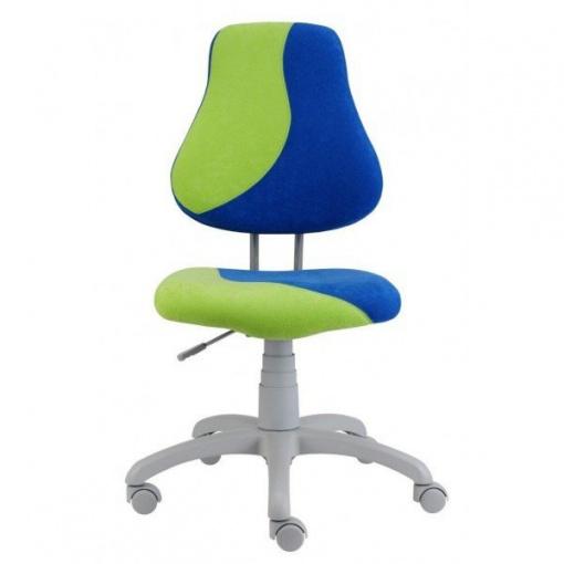 Dětská rostoucí židle FUXO S-LINE - potah Suedine SU7/SU34