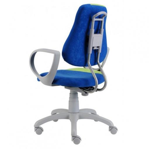 Dětská rostoucí židle FUXO S-LINE - zadní pohled