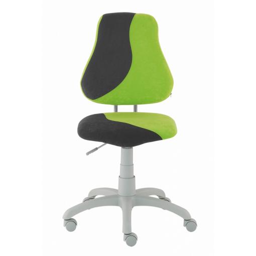 Dětská rostoucí židle FUXO S-LINE - potah Suedine SU34/SU1