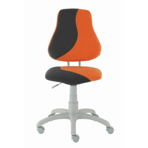 Dětská rostoucí židle FUXO S-LINE - potah Suedine SU46/SU1