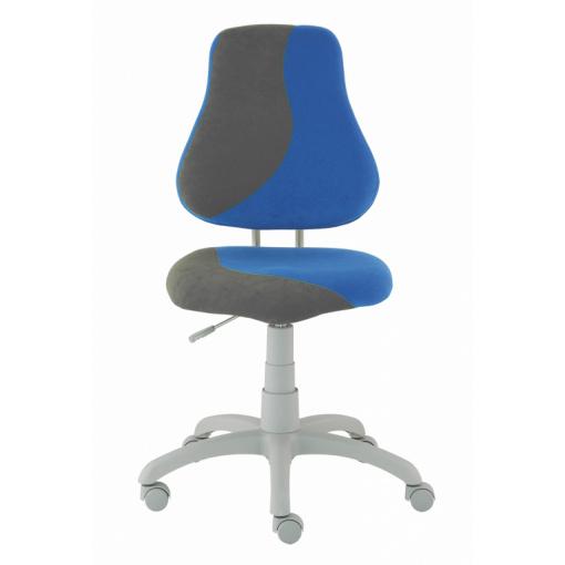 Dětská rostoucí židle FUXO S-LINE - potah Suedine SU7/SU24