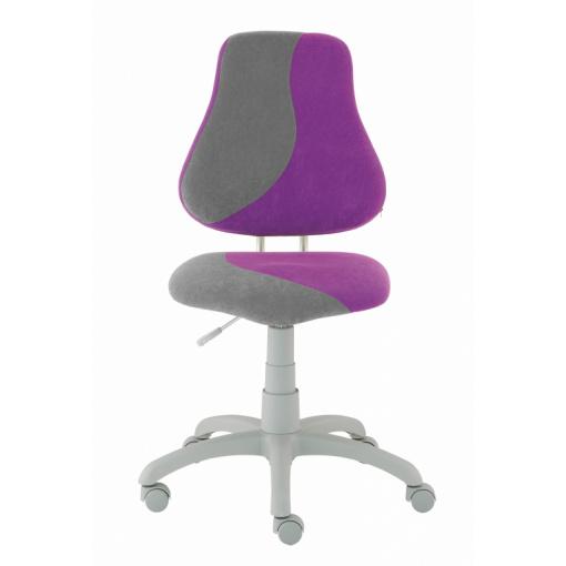 Dětská rostoucí židle FUXO S-LINE - potah Suedine SU22/SU24