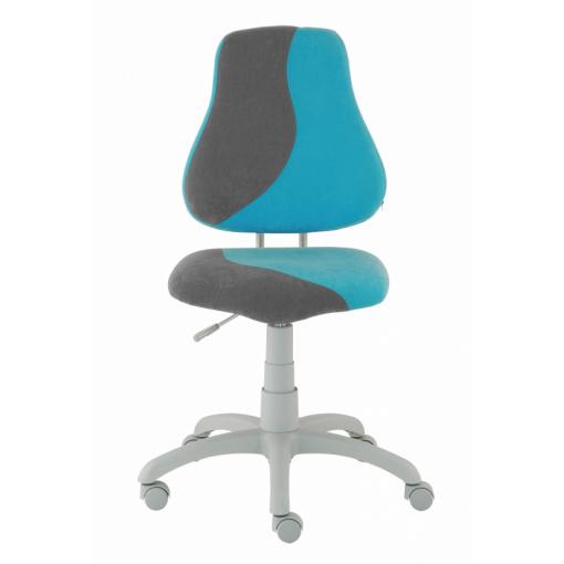 Dětská rostoucí židle FUXO S-LINE - potah Suedine SU65/SU24