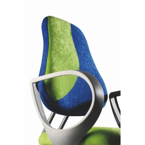 Dětská rostoucí židle FUXO S-LINE - detail područky