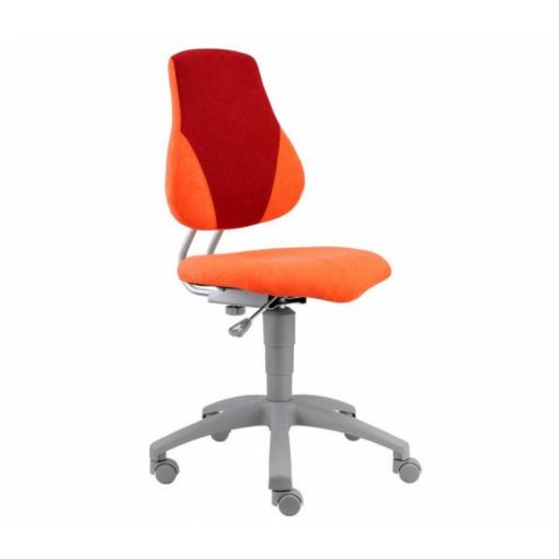 Dětská rostoucí židle FUXO V-LINE - potah Suedine SU46/SU29