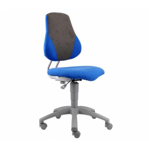 Dětská rostoucí židle FUXO V-LINE - potah Suedine SU7/SU24