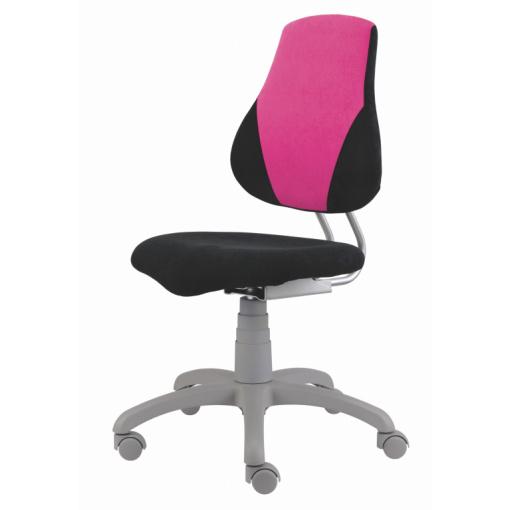 Dětská rostoucí židle FUXO V-LINE - potah Suedine SU1/SU41