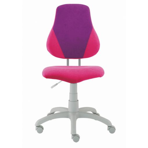 Dětská rostoucí židle FUXO V-LINE - potah Suedine SU41/SU22