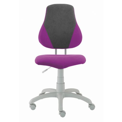 Dětská rostoucí židle FUXO V-LINE - potah Suedine SU22/SU24