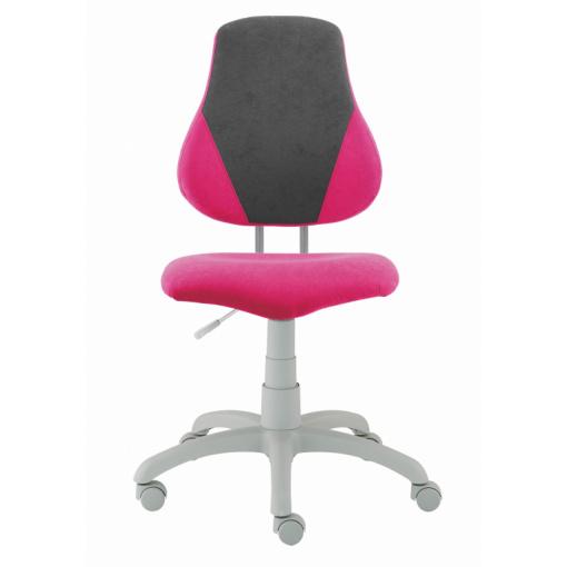 Dětská rostoucí židle FUXO V-LINE - potah Suedine SU41/SU24
