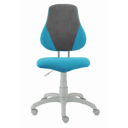 Dětská rostoucí židle FUXO V-LINE - potah Suedine SU65/SU24