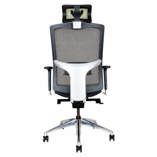 Síťovaná židle Emagra X5H - zadní pohled