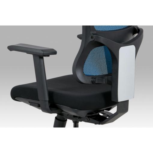 Síťovaná kancelářská židle KA-M04 BLUE