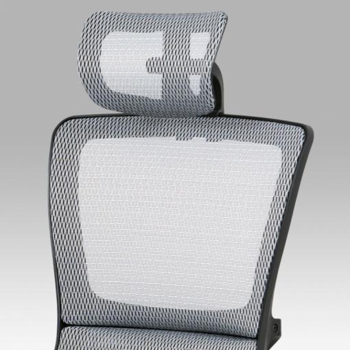 Síťovaná kancelářská židle KA-M04 WT