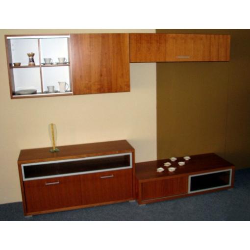Obývací stěna VARIO - obrázek pořízen na prodejně