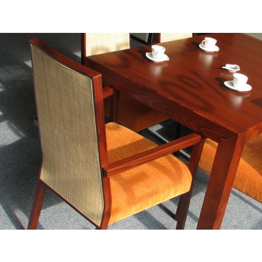 Jídelní sestava ORANGE - detail židlí