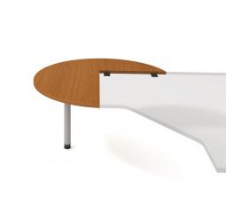 Stůl jednací levý GP 22 L N
