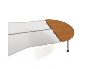 Stůl jednací zakončovací oblouk GP 160