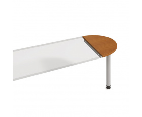Stůl jednací zakončovací půlkruh GP 80