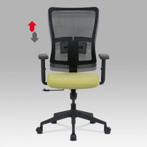 Síťovaná židle KA-M02 GRN - systém UP DOWN