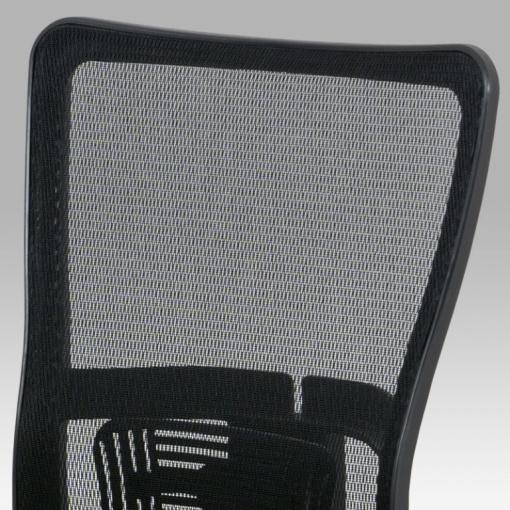 Síťovaná židle KA-M02 - detail opěráku