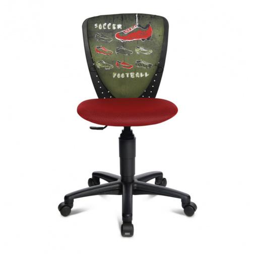 Dětská židle S'Cool NIC potah  JD0 fotbal