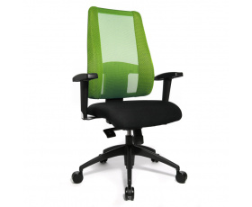 Kancelářská balanční židle LADY SITNESS DELUXE