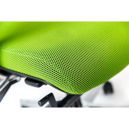 Síťovaná židle Emagra X5 - sedák v látce Omega 68116