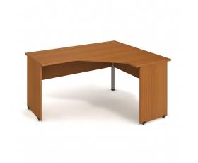 Stůl rohový ergo levý GEV 60 L