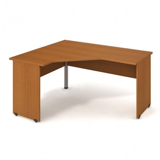 Stůl rohový ergo pravý GEV 60 P