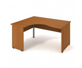 Stůl rohový ergo pravý GE 2005 P