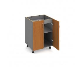 Kuchyňská skříňka spodní dvéřová pod dřez KUDD 60 D
