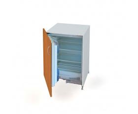Kuchyňská lednice podstavná levá KUDD 90 CH L