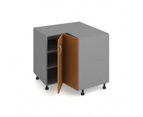 Kuchyňská spodní skříňka rohová pravá KUDD 90 RP