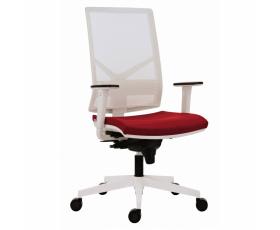 Síťovaná židle 1850 SYN OMNIA WHITE