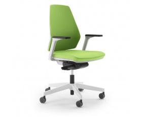 Kancelářská čalouněná židle 1890 SYN Infinity WHITE