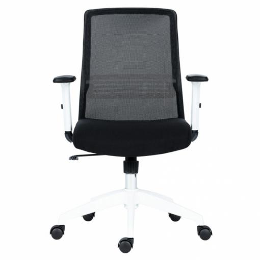 Studentská židle NOVELLO WHITE Black