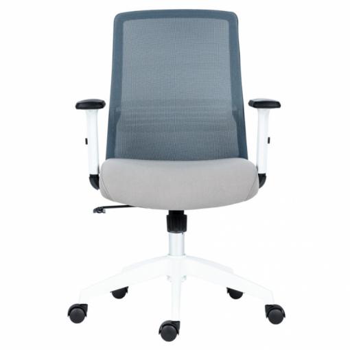 Studentská židle NOVELLO WHITE Grey