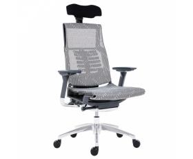 Ergonomická židle POFIT DARK GREY